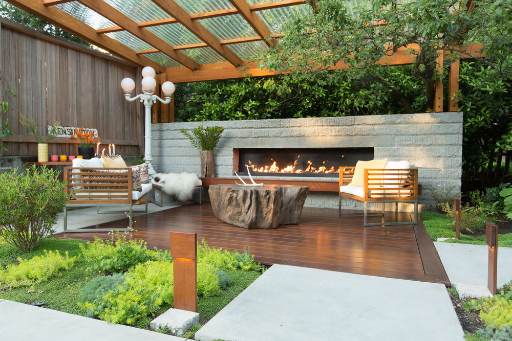8 Best Ideas for Outdoor Living Rooms