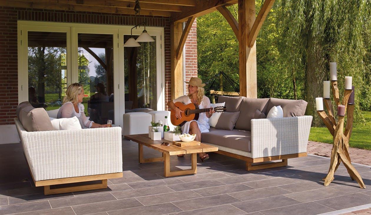 How to Equip a Terrace: Original Ideas