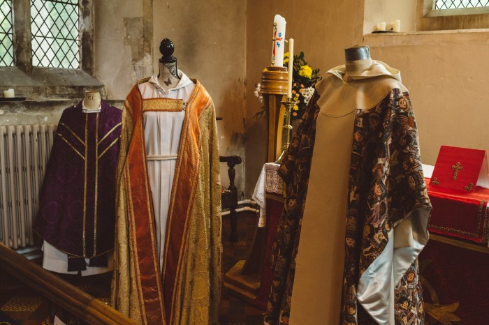 The Significance of Color in Church Vestments