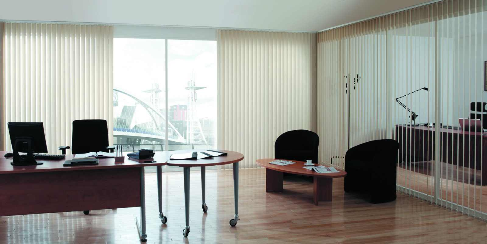 Office window Curtains: Get the best Window Treatments for your office