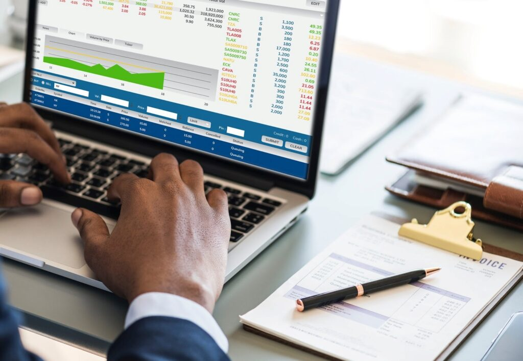 Business Needs Accounting Software