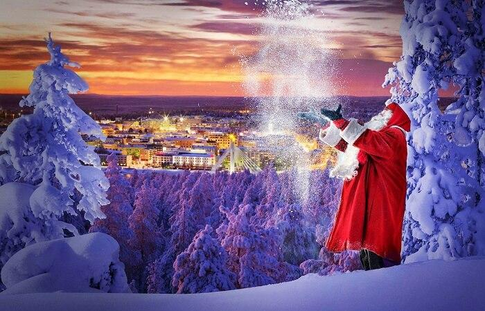 Spectacular Places To Celebrate Christmas in Europe!