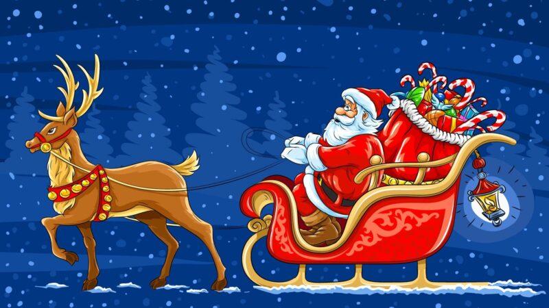 Amazing ways to be someone's Secret Santa Claus