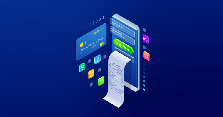 an online payment option