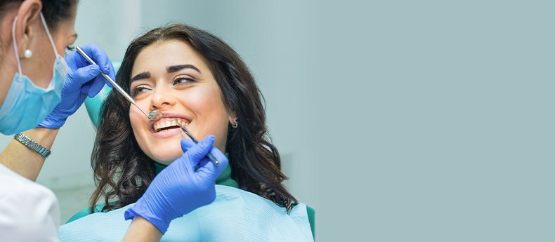 How can you get rid of dental problems?