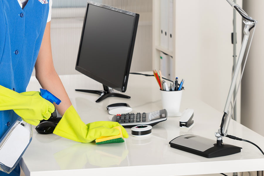 4 Ways To Keep Your Office Clean and Safe
