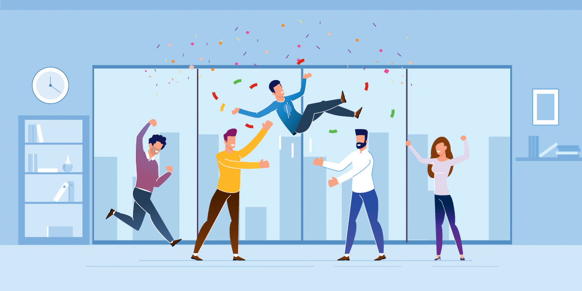 Work celebration ideas to keep your employees engaged and excited