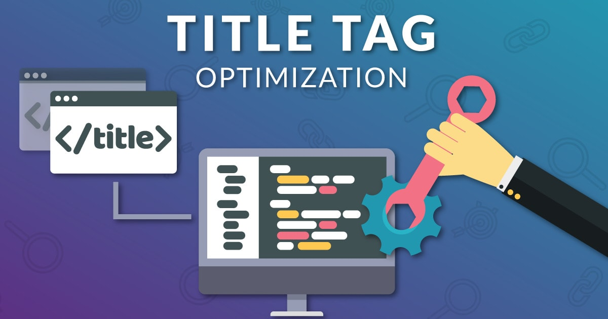 How to Use a Title Tag