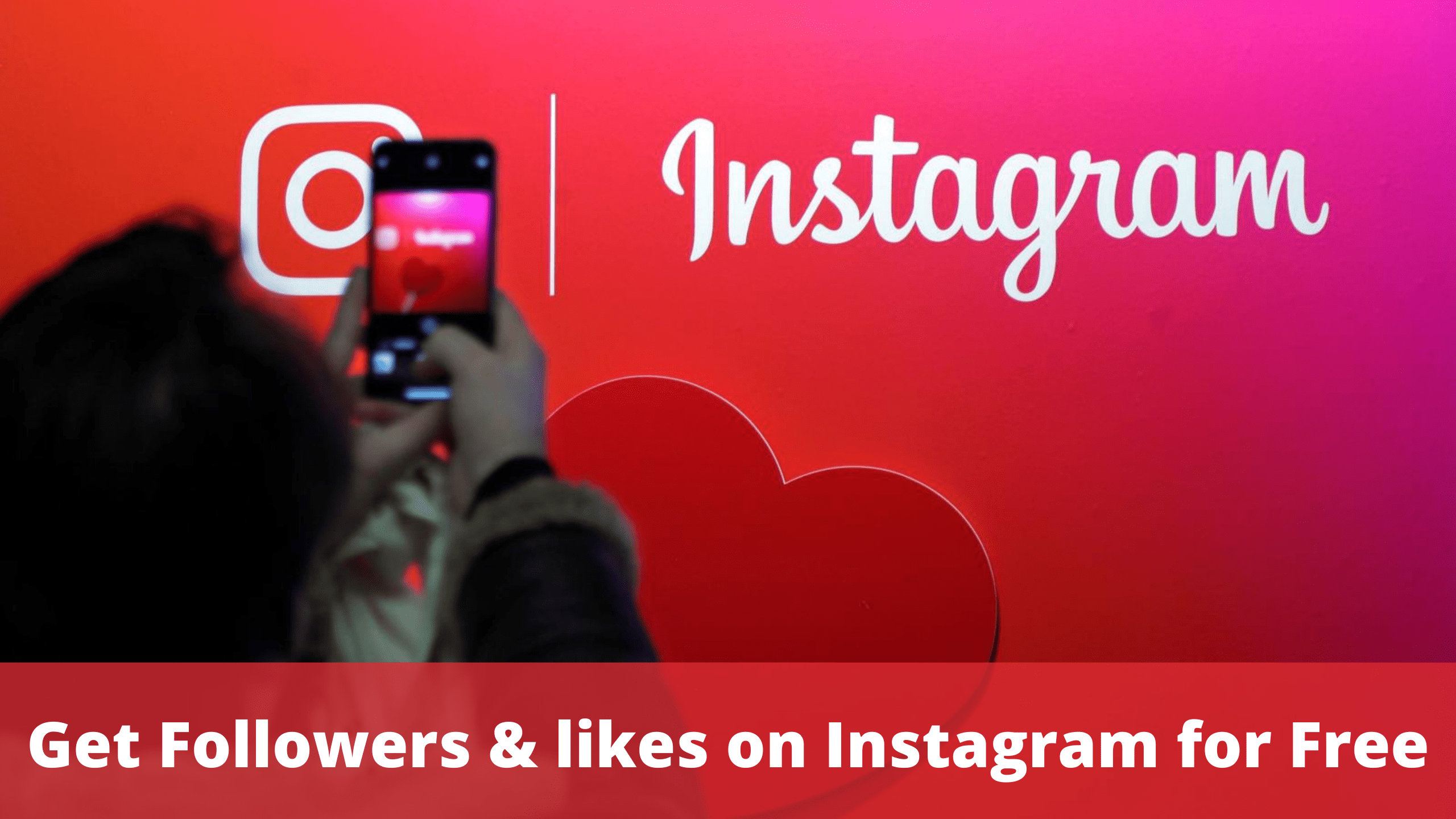 How to get followers and likes on Instagram for free: GetInsta