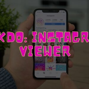 Pikdo | All about Instagram Viewer