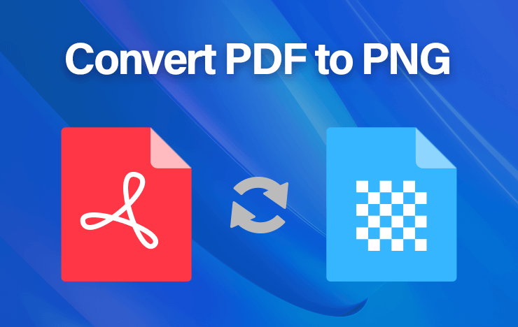 The Best Tool to Convert PDF to PNG