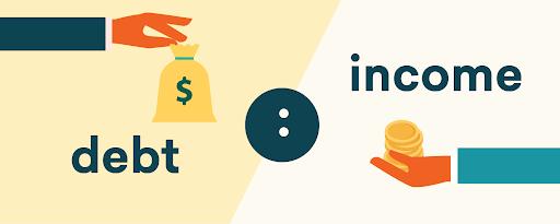 Check The Debt To Income Ratio